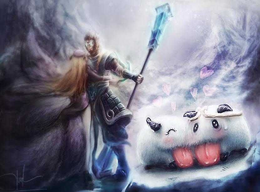 LMHT: Tranh vẽ Poro tuyệt đẹp của game thủ Việt - Ảnh 13