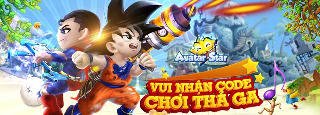 Avatar Star: GameLandVN tặng 200 giftcode Ve Kêu 1