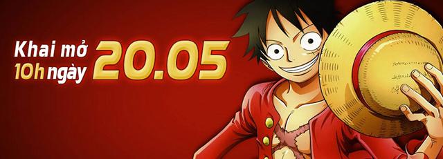 Tân Hải Tặc tặng 200 giftcode đón máy chủ Luffy 2
