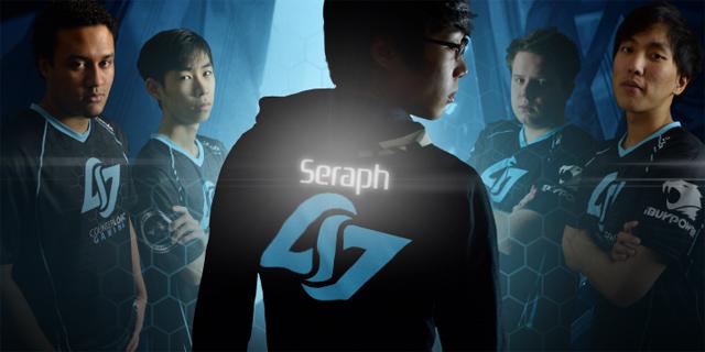 Seraph trở thành thành viên chính thức của CLG 1
