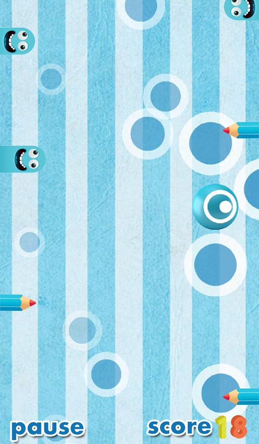 One-eyed Ball Monster có mặt trên Google Play 3