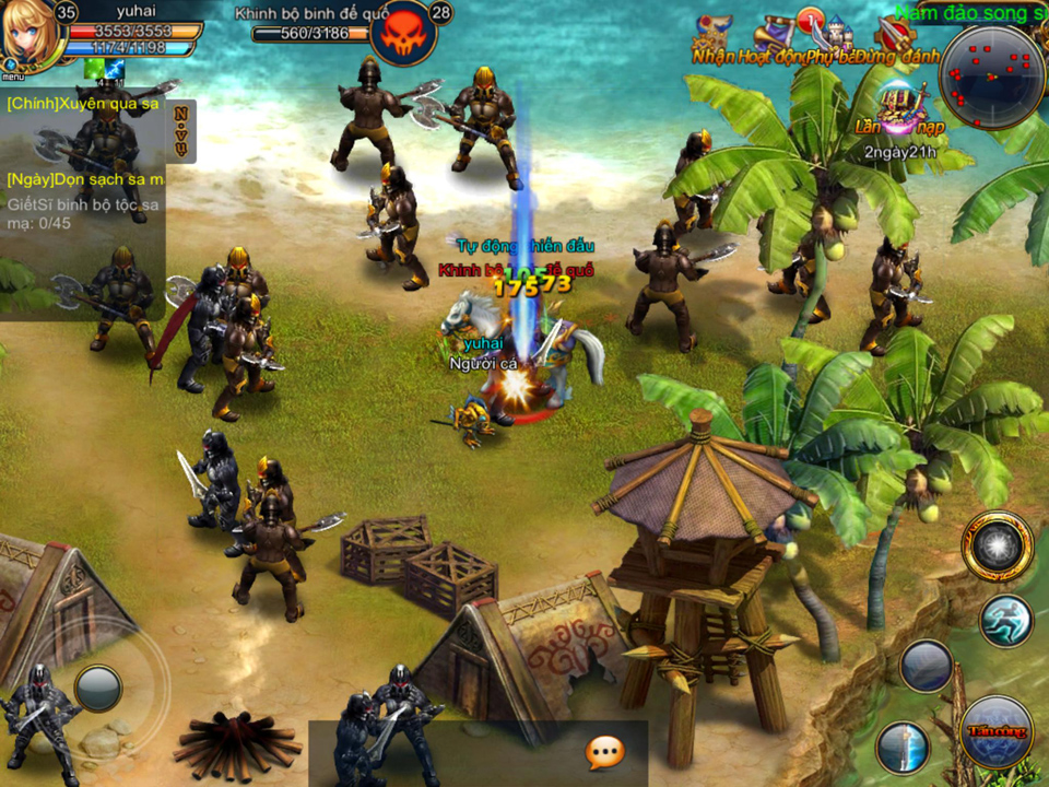 MC Corp công bố hình ảnh của Quân Vương 2 3
