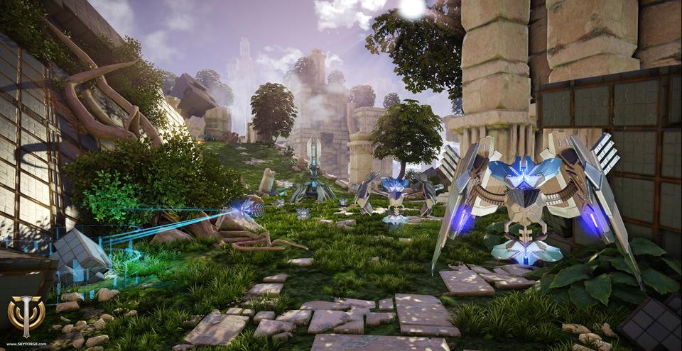 Trò chuyện cùng Allods Team về Skyforge (phần 2) 2