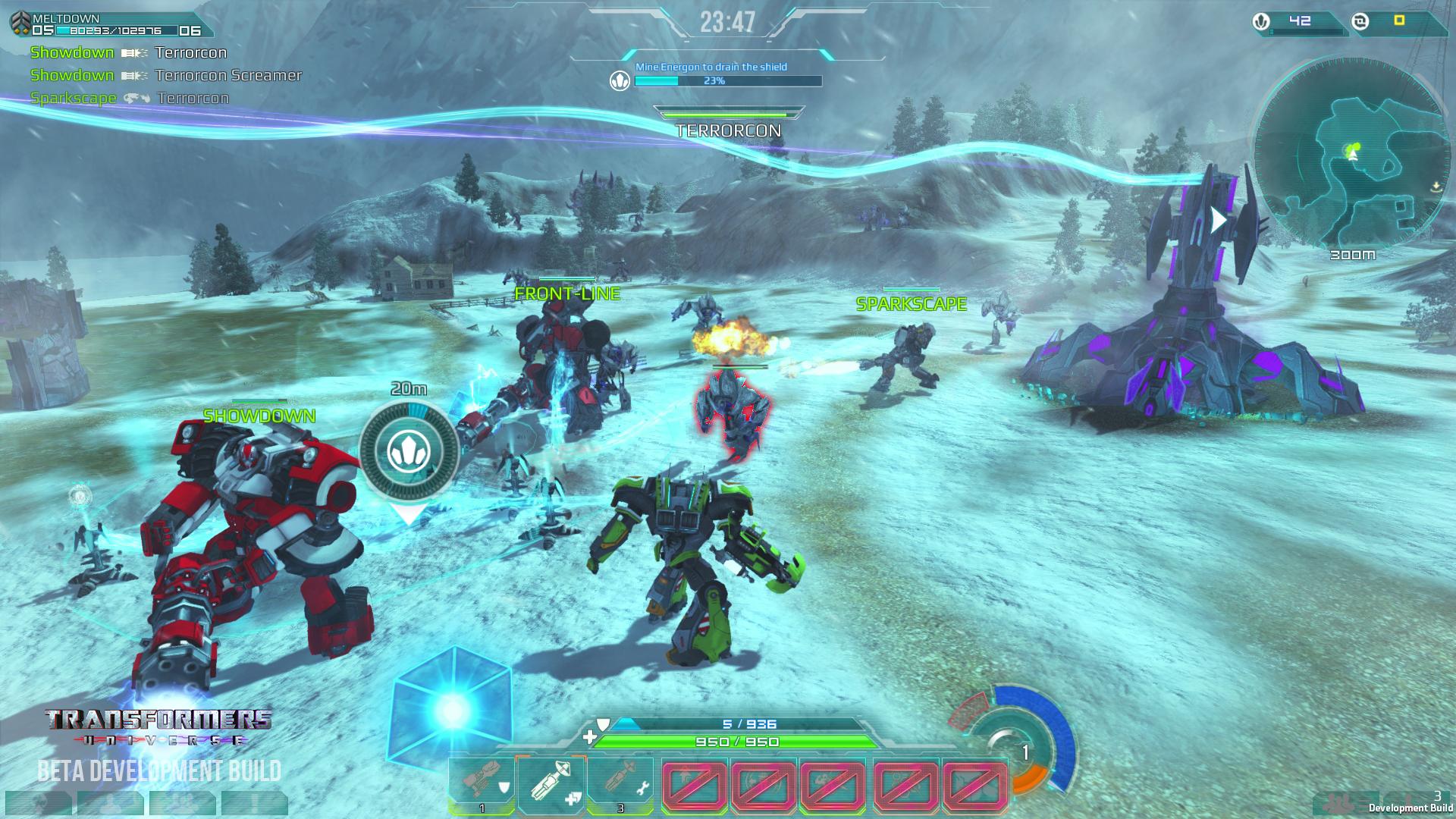 Loạt ảnh tuyệt đẹp về MOTA Transformers Universe