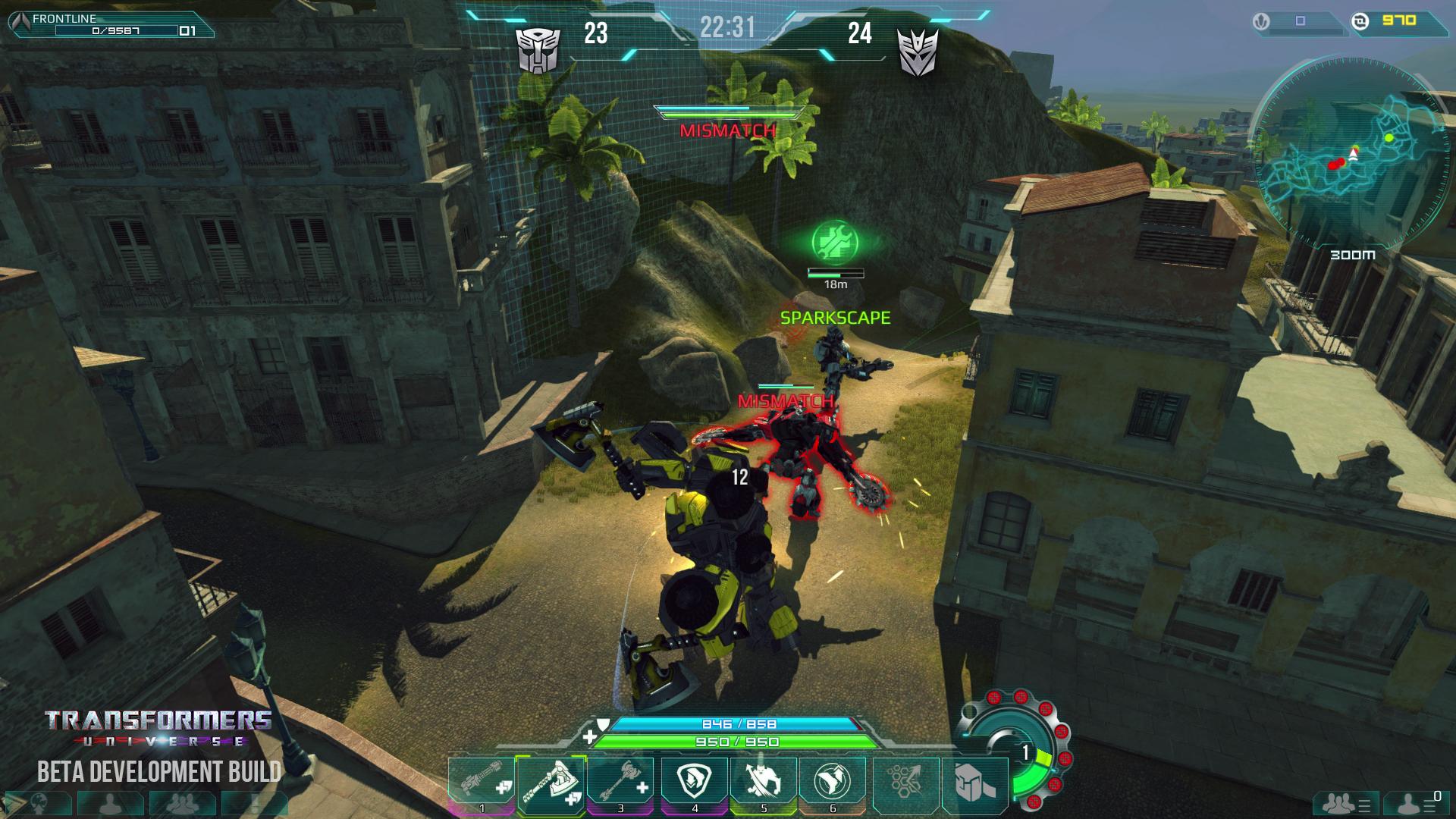 Loạt ảnh tuyệt đẹp về MOTA Transformers Universe - Ảnh 11