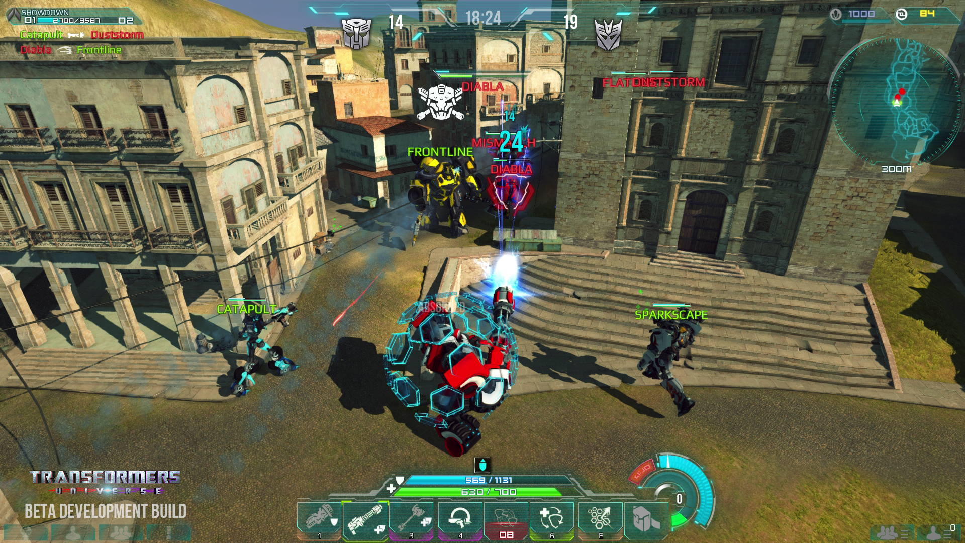 Loạt ảnh tuyệt đẹp về MOTA Transformers Universe - Ảnh 12