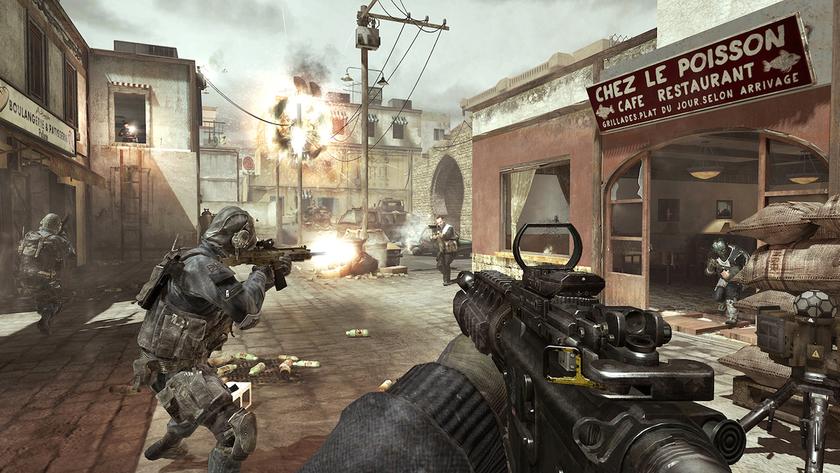 COD: Modern Warfare 2 và 3 đã hỗ trợ máy Mac 13