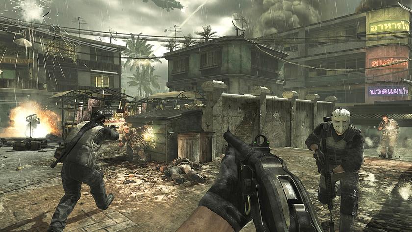 COD: Modern Warfare 2 và 3 đã hỗ trợ máy Mac 16