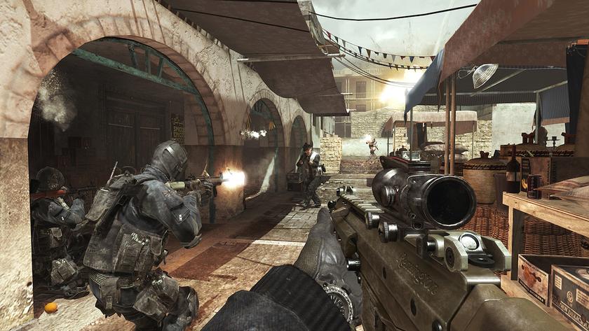 COD: Modern Warfare 2 và 3 đã hỗ trợ máy Mac 17