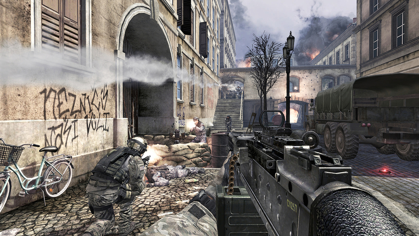 COD: Modern Warfare 2 và 3 đã hỗ trợ máy Mac 18