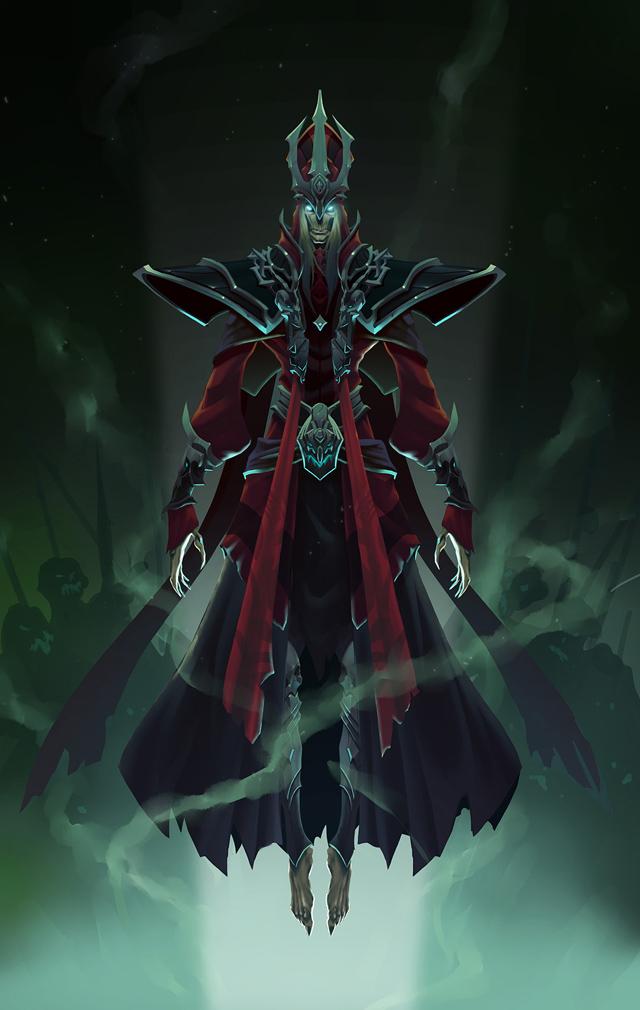 LMHT: Riot xác nhận sẽ nâng cấp hình ảnh cho Karthus 2
