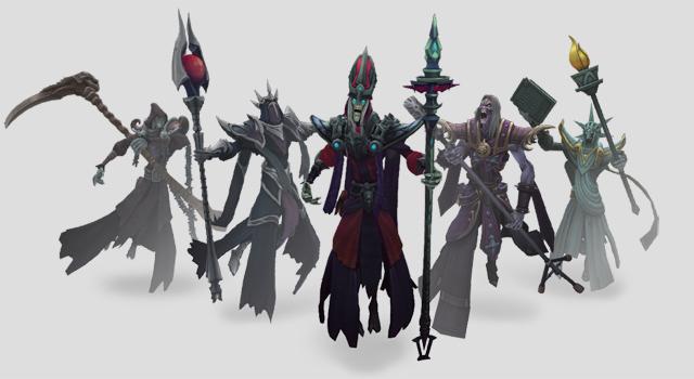 LMHT: Riot xác nhận sẽ nâng cấp hình ảnh cho Karthus 3