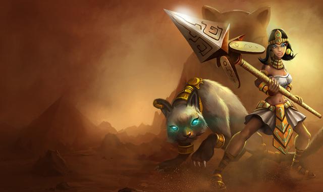 LMHT: Riot Game hé lộ về Nidalee phiên bản mới 4