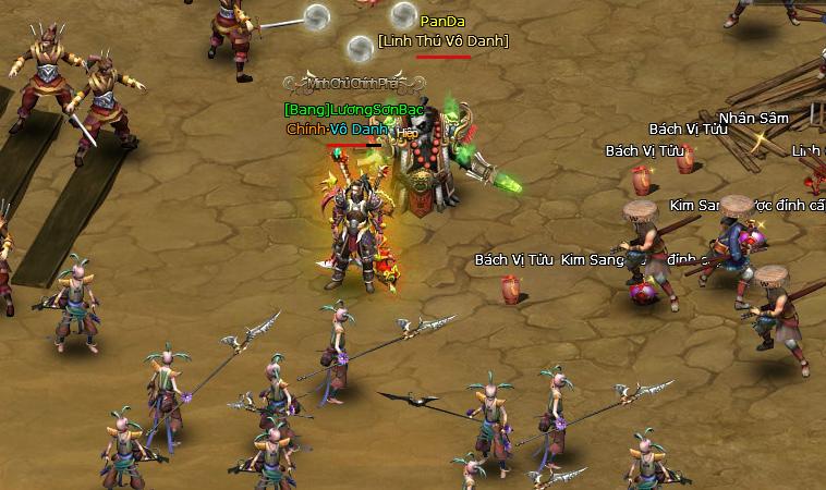 VTC Game trình làng trang giới thiệu Giang Hồ Ký 6