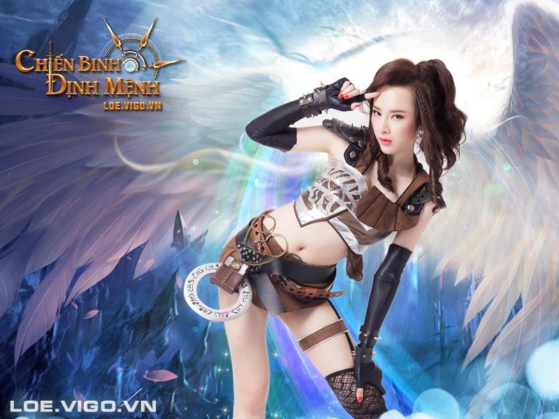 Angela Phương Trinh hóa thân thành Xích Nữ - Ảnh 3