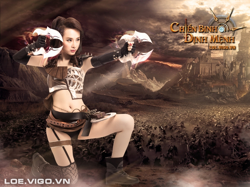 Angela Phương Trinh hóa thân thành Xích Nữ - Ảnh 12