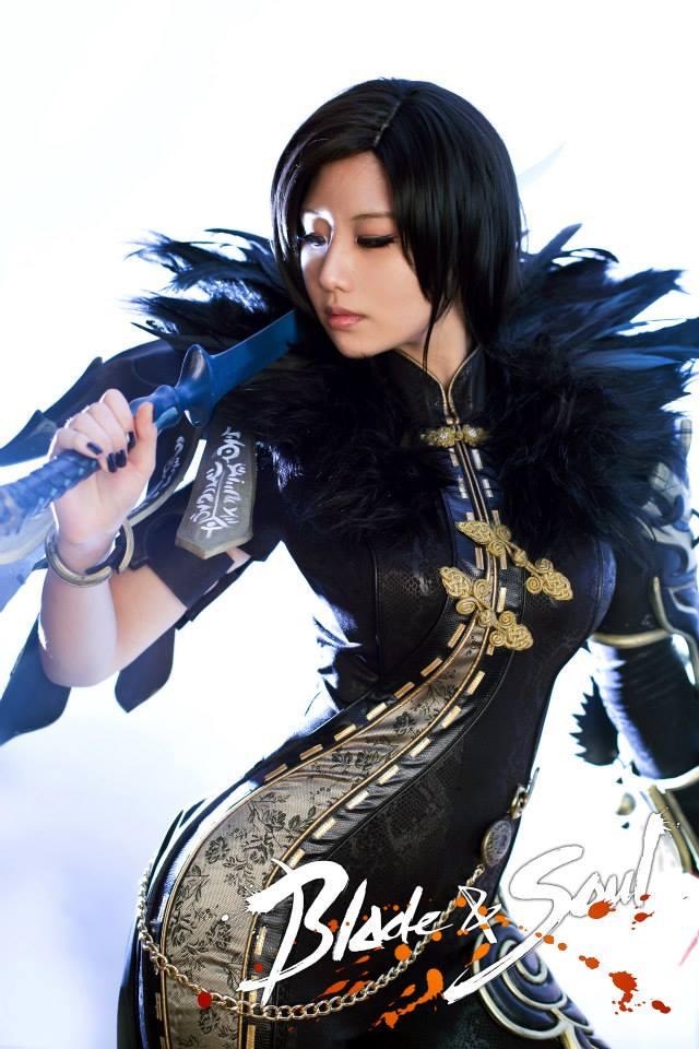 Tasha cực sexy với cosplay Blade & Soul - Ảnh 5