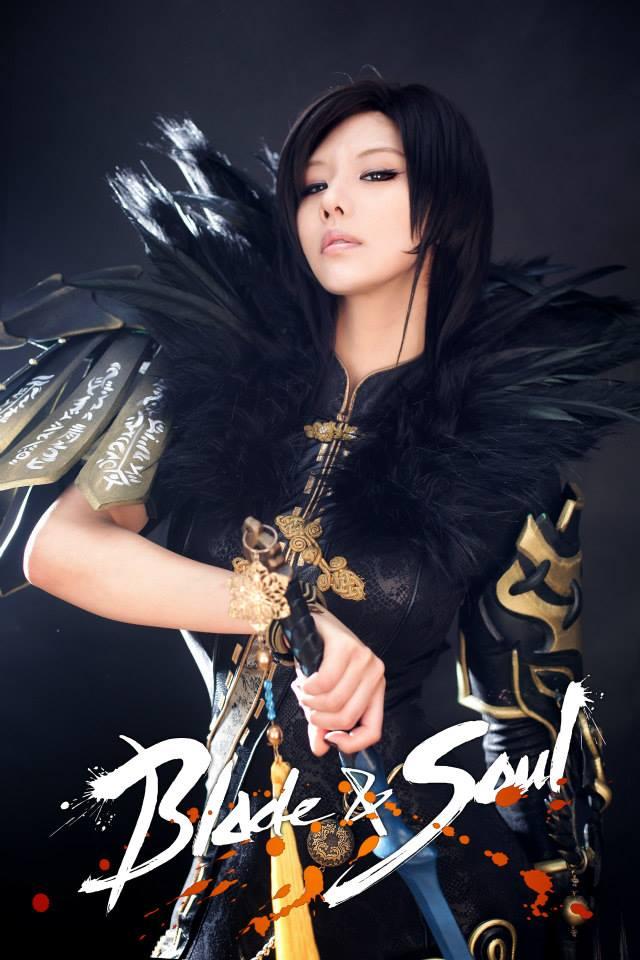 Tasha cực sexy với cosplay Blade & Soul - Ảnh 8