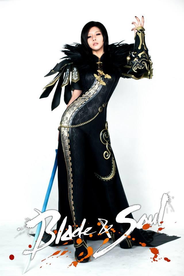 Tasha cực sexy với cosplay Blade & Soul - Ảnh 10