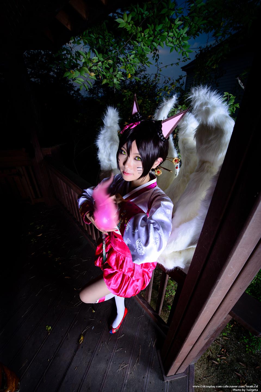 LMHT: Ngắm cosplay Ahri Hàn Triều cực quyến rũ 2