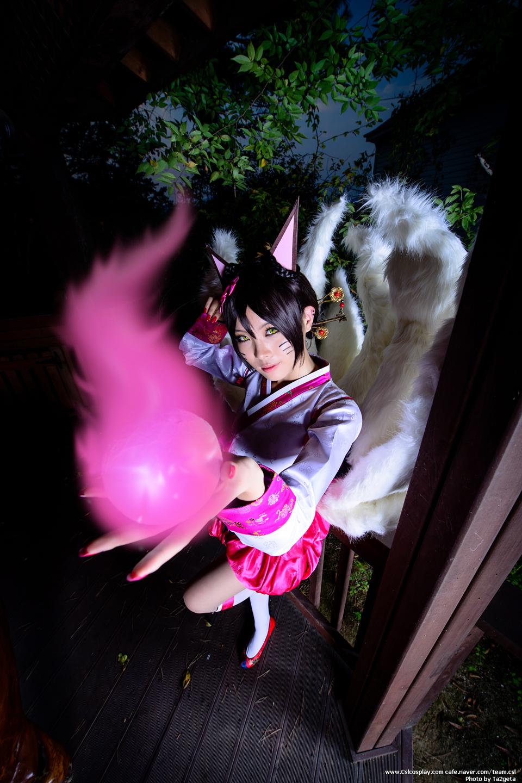 LMHT: Ngắm cosplay Ahri Hàn Triều cực quyến rũ 3