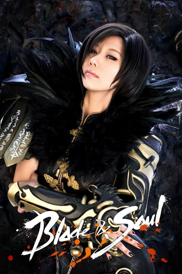 Tasha cực gợi cảm với cosplay Blade & Soul 7