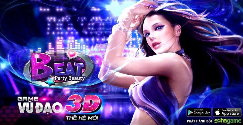 BEAT 3D ra mắt vào 11h00 sáng nay 1