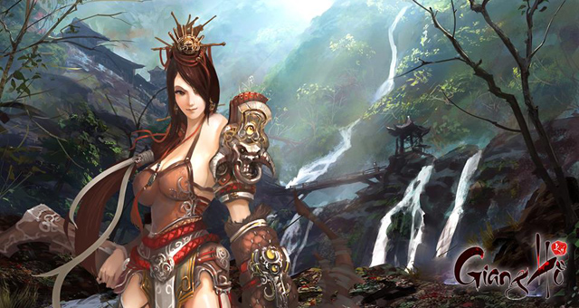 GameLandVN tặng 300 giftcode Giang Hồ Ký 1