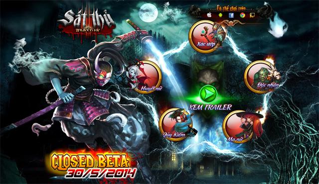 VTC Mobile ấn định ngày ra mắt Sát Thủ Truyền Kỳ 2