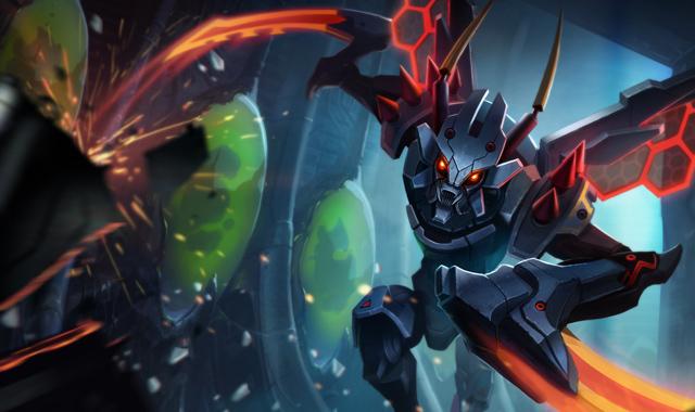 LMHT: Riot Games cập nhật splash art Pentakill 8