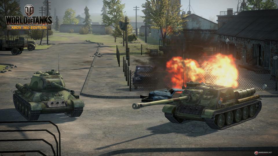 WOT: Xbox 360 Edition cập nhật 29 xe tăng mới 3