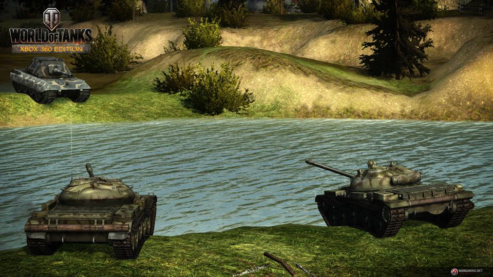WOT: Xbox 360 Edition cập nhật 29 xe tăng mới 4