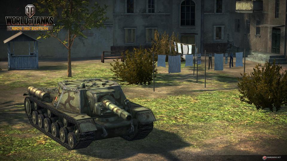 WOT: Xbox 360 Edition cập nhật 29 xe tăng mới 6