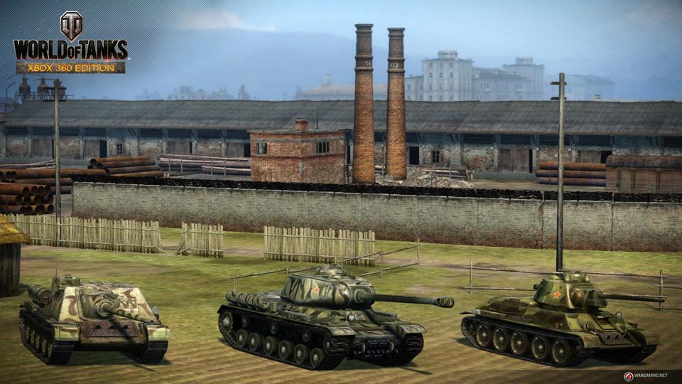 WOT: Xbox 360 Edition cập nhật 29 xe tăng mới 7