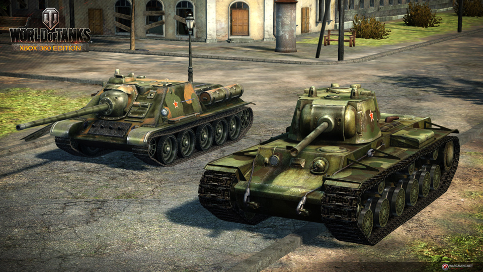 WOT: Xbox 360 Edition cập nhật 29 xe tăng mới 9