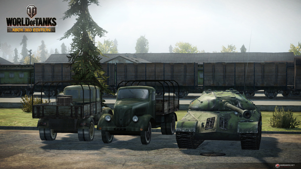 WOT: Xbox 360 Edition cập nhật 29 xe tăng mới 10