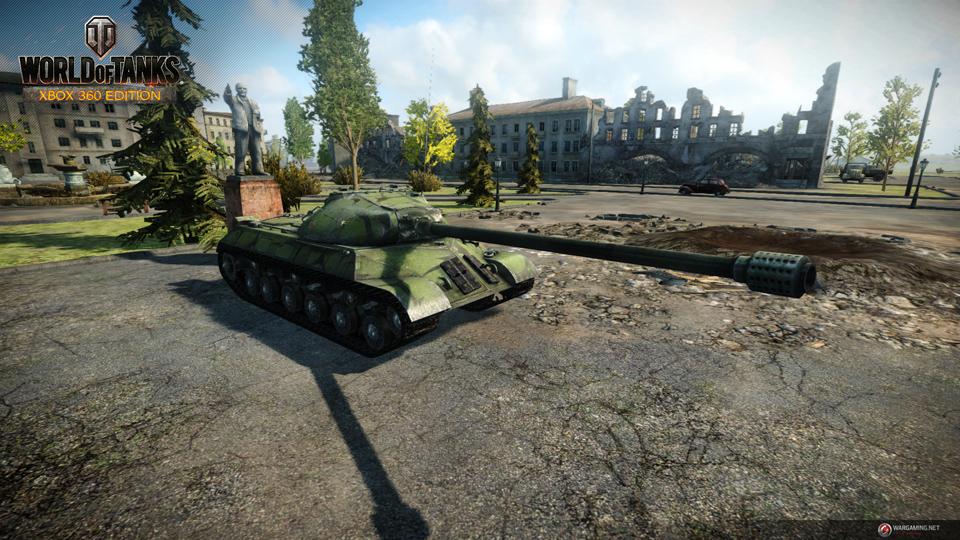 WOT: Xbox 360 Edition cập nhật 29 xe tăng mới 11