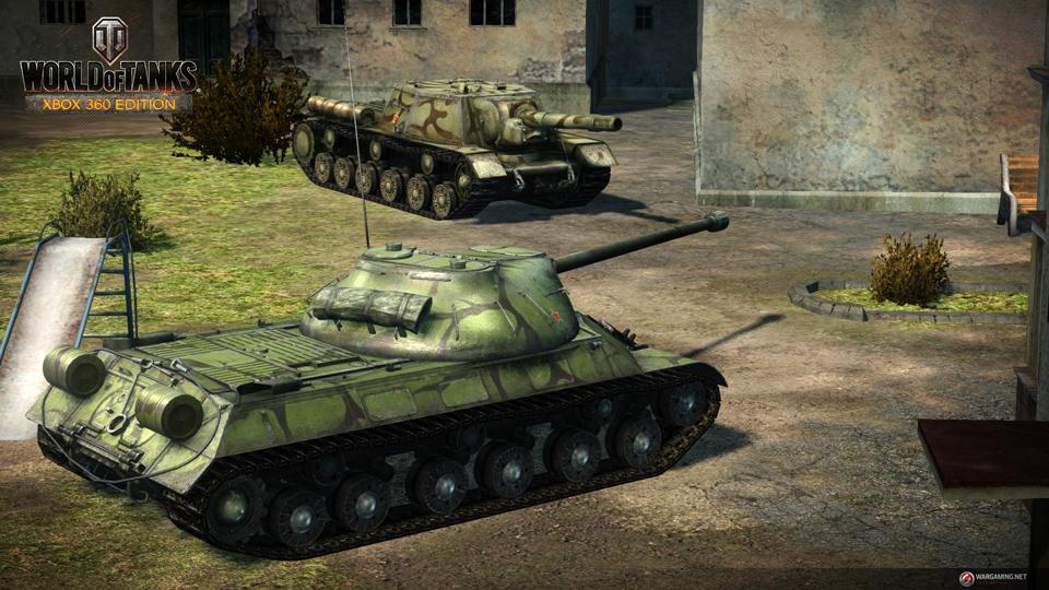 WOT: Xbox 360 Edition cập nhật 29 xe tăng mới 13