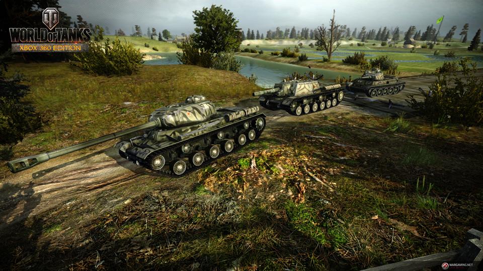 WOT: Xbox 360 Edition cập nhật 29 xe tăng mới 15