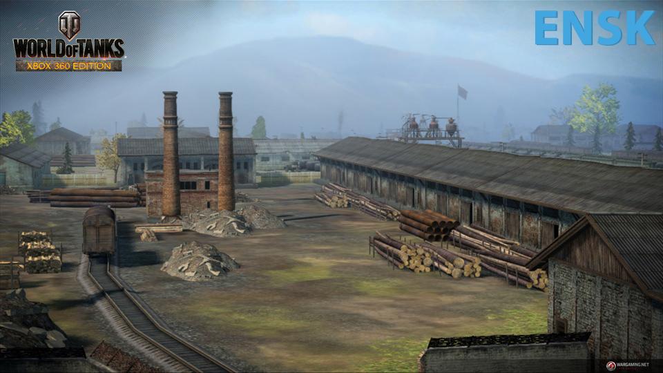 WOT: Xbox 360 Edition cập nhật 29 xe tăng mới 16