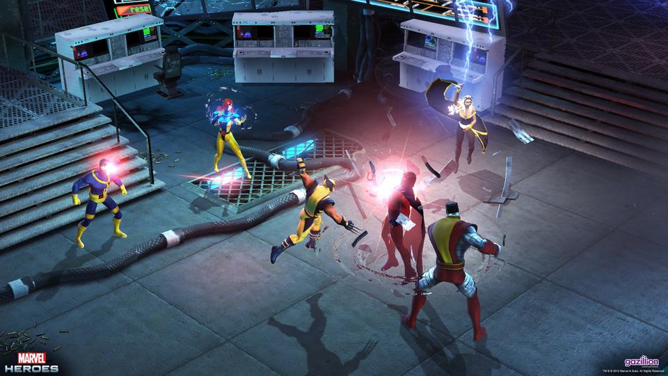 Marvel Heroes 2015 lên kệ vào ngày 04/06/2014 2