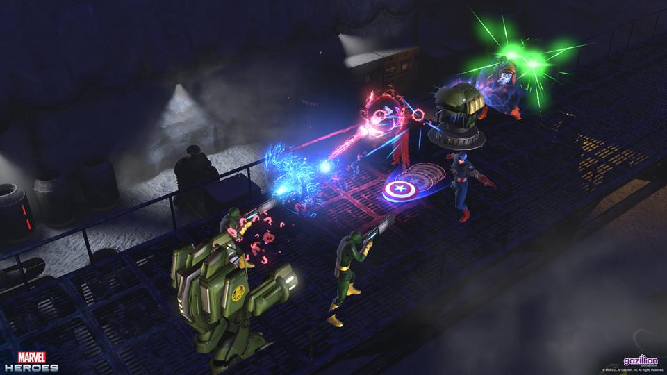 Marvel Heroes 2015 lên kệ vào ngày 04/06/2014 7