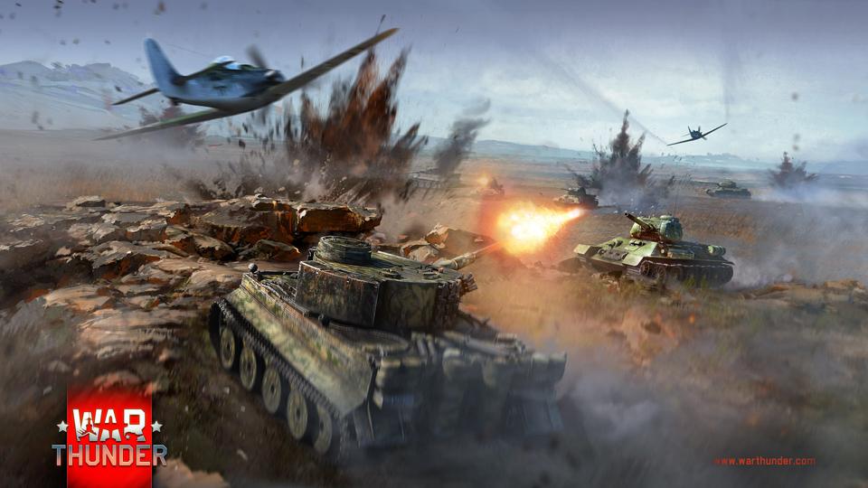 War Thunder có mặt trên PlayStation 4 2