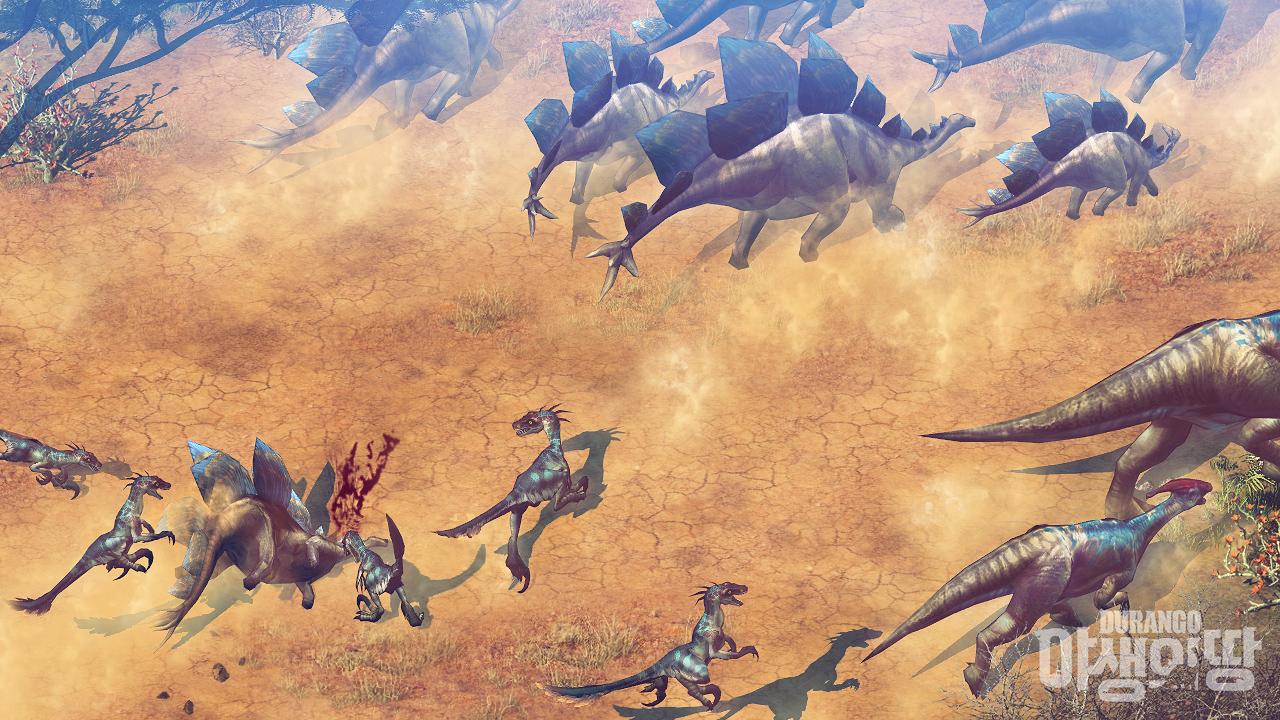 Nexon hé lộ game mới về khủng long mang tên Durango 3