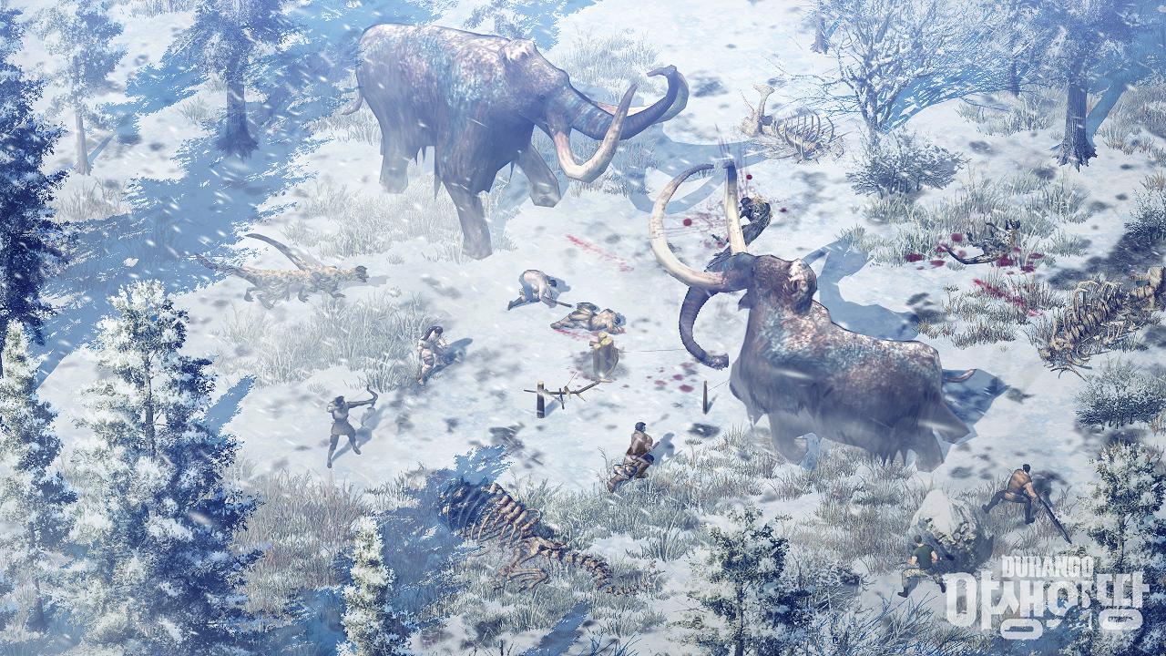 Nexon hé lộ game mới về khủng long mang tên Durango 4