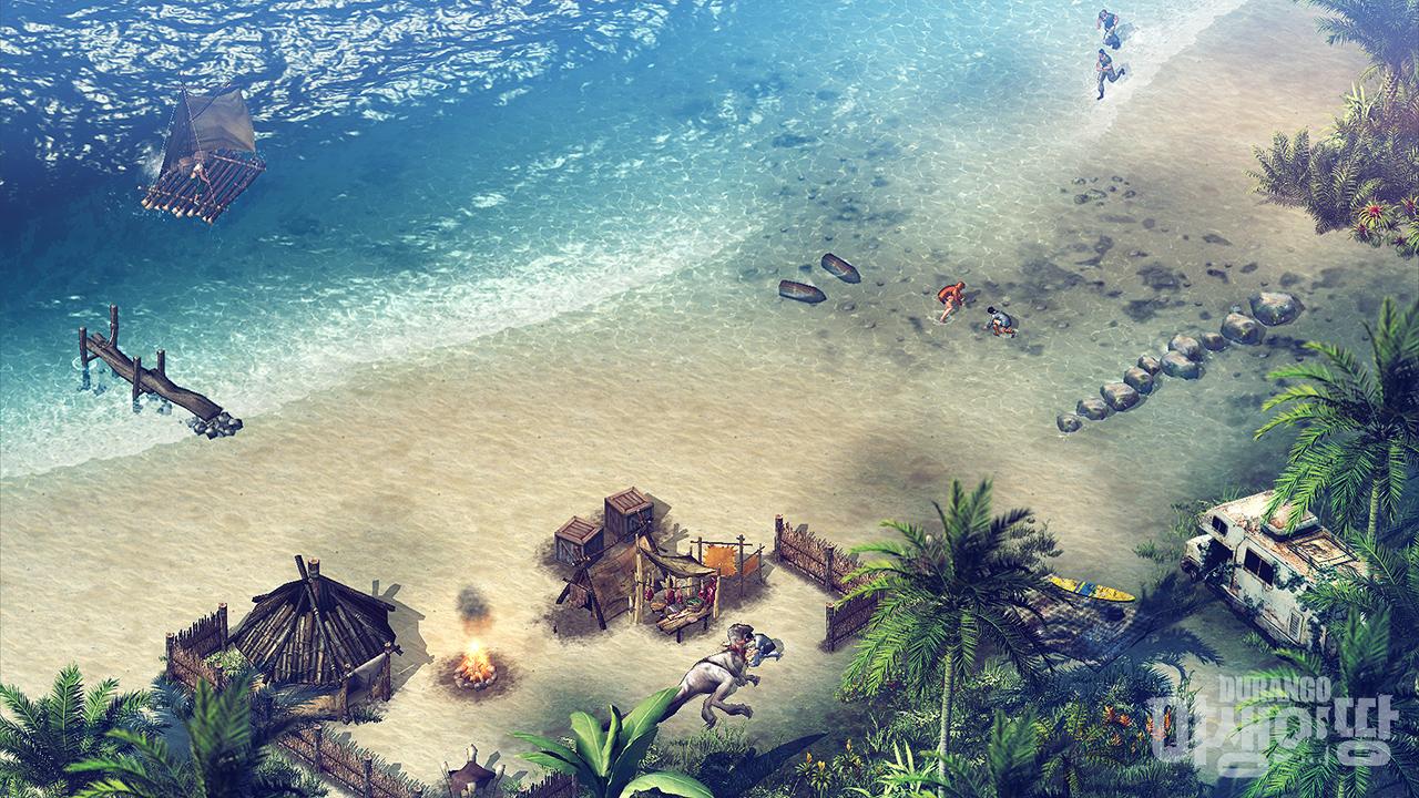 Nexon hé lộ game mới về khủng long mang tên Durango 5