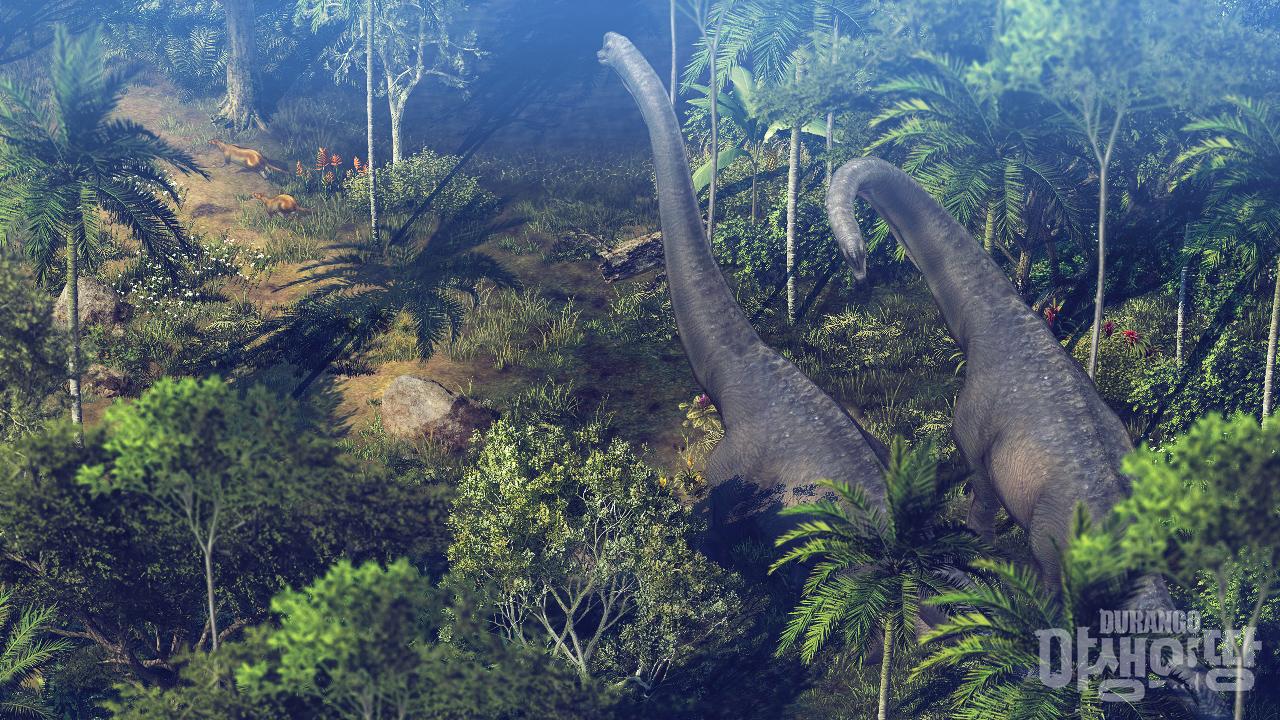 Nexon hé lộ game mới về khủng long mang tên Durango 6