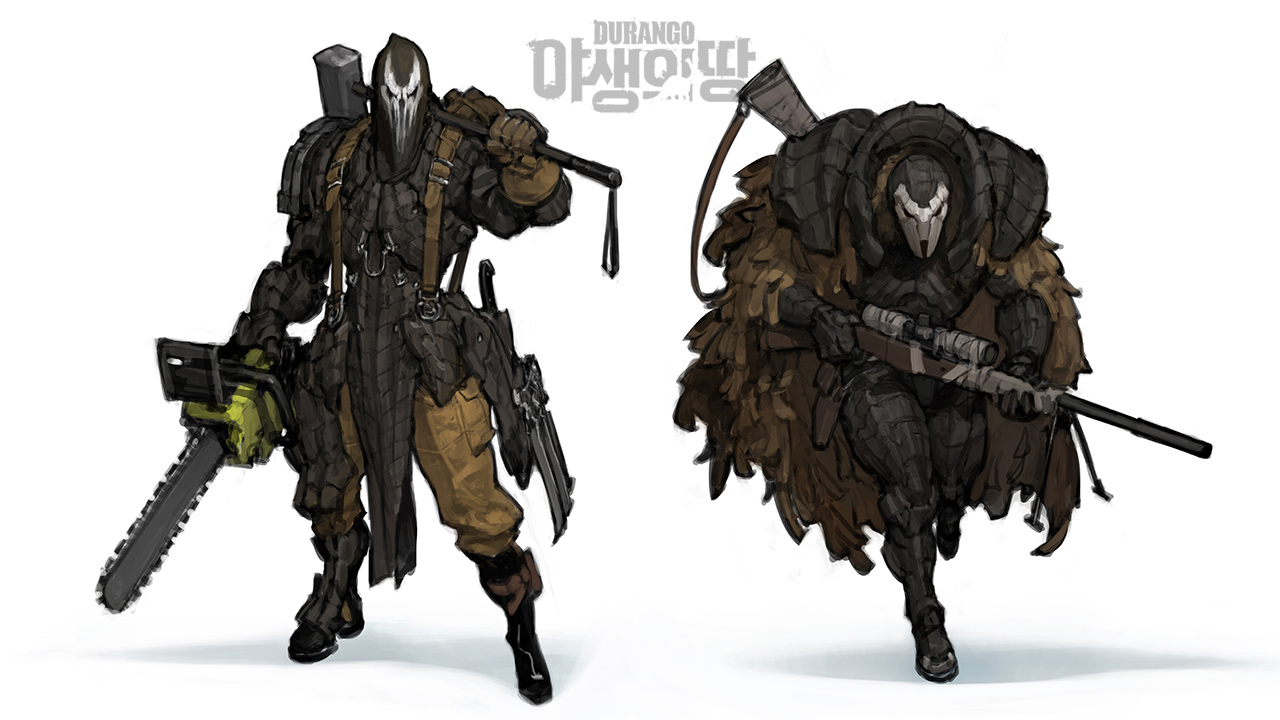 Nexon hé lộ game mới Durango - Ảnh 7