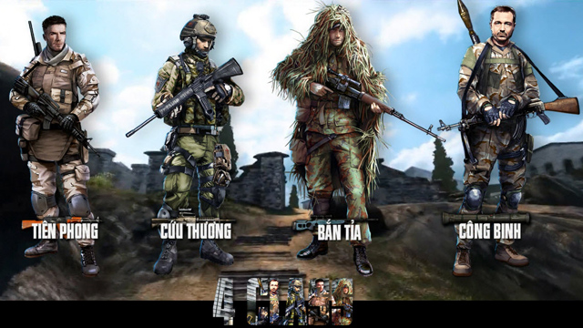 War Inc. Battle Zone cập bến Việt Nam 3