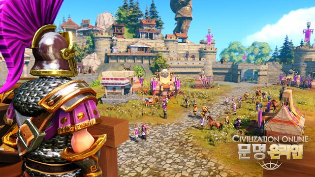 Đánh giá phiên bản CBT 1 của Civilization Online 2